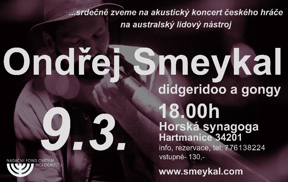 Ondrej Smeykal didgeridoo