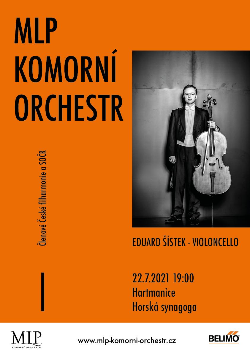 Koncert MLP komorního orchestru