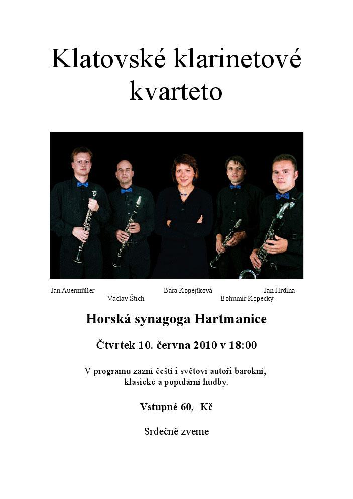 Hartmanice kvarteto